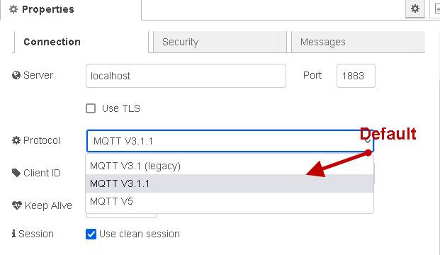 mqtt-v5-node-red
