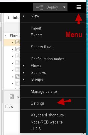 node-red-settings-menu